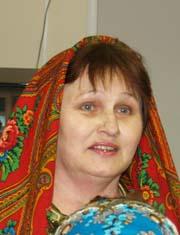 Фаина Алексеевна Чупрова