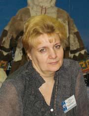 Оксана Владимировна Дзюман